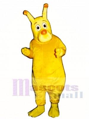 Space Case Mascot Costume