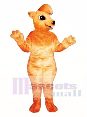 Sid Squirrel Mascot Costume