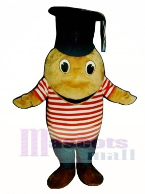 Cute Madcap Fish Mascot Costume