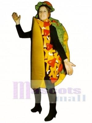 Taco Mascot Costume