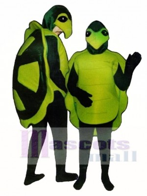 One Turtle Mascot Costume Animal