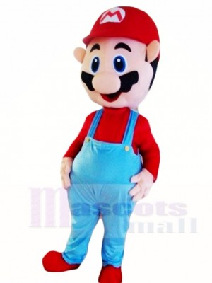 Super Mario Brothers Mascot Costumes Cartoon