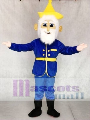 Old King Mascot Costumes