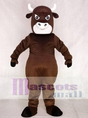 Cartoon Bull Mascot Costumes Animal