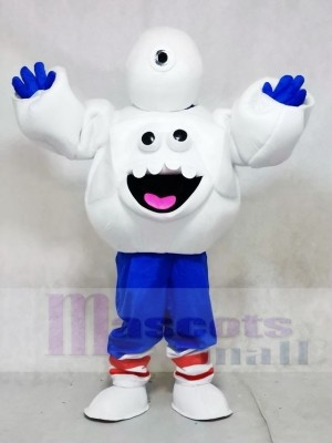 Cloud Guy from Trolls Mascot Costumes Cartoon