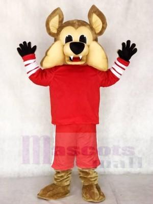 Arizona Coyotes Howler the Coyote Mascot Costume Wolf