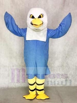 Blue Eagle Mascot Costumes Animal Bird