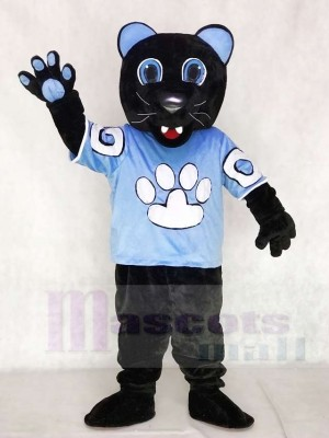 Sir Purr of the Carolina Panthers Mascot Costume from National Football League