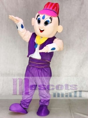 Genie Mascot Costume from Shimmer and Shine