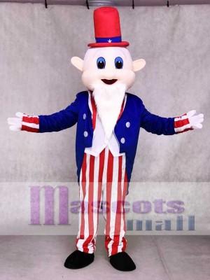 Uncle Sam Mascot Costumes People America