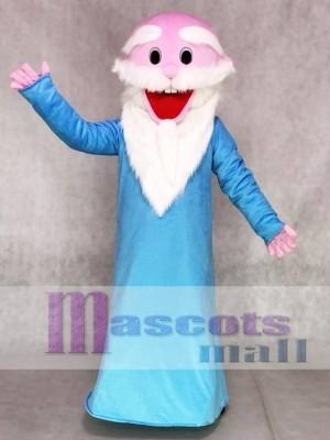 White Beard Old Man Mascot Costumes