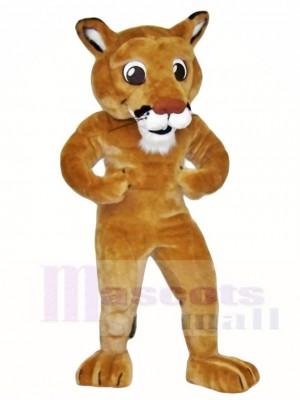 Mountain Lion Mascot Costumes Animal