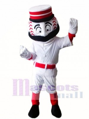 Baseball Man Sport Mascot Costumes