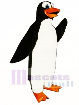 Cute Perry Penguin Mascot Costume