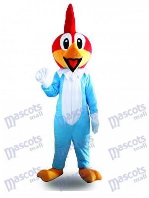 Funny Duck Cartoon Mascot Adult Costume Animal