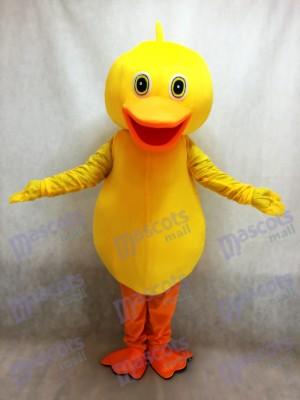 Big Yellow Duck Mascot Costume