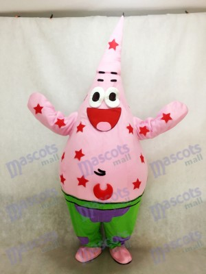 SpongeBob Patrick Star Mascot Costume Cartoon Anime