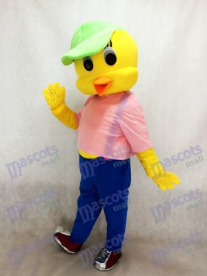 Little Yellow Bird Tweety Bird Mascot Costume Cartoon