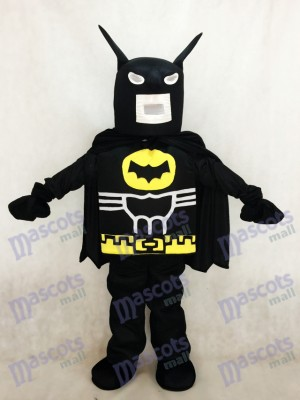 Lego Batman Super Hero Mascot Costume