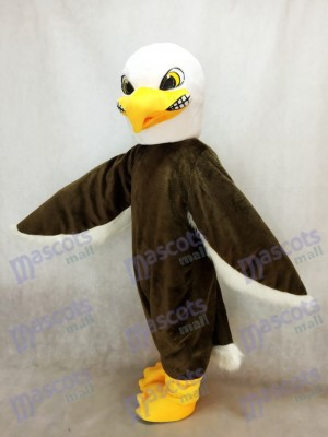 Cute Bald Eagle Mascot Costume Animal