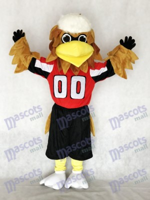 Adult New Atlanta Falcons Freddie Falcon Mascot Costume Animal