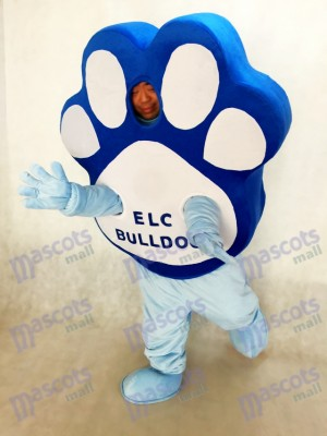 Custom Foam Body Paw Mascot Costume