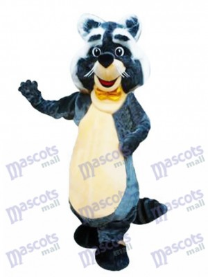 Rocky Raccoon Character Mascot Costume
