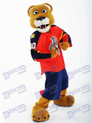 Stanley C. Panther of Florida Panthers Mascot Costume Animal