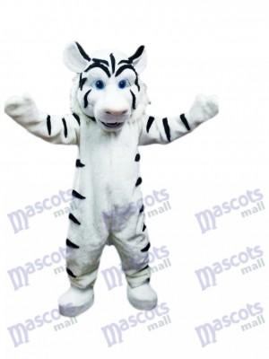 White Tiger Mascot Costume Animal