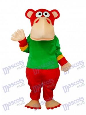 Funny Gorilla Mascot Adult Costume Animal