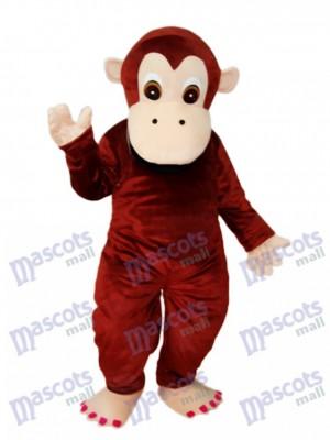 Gorilla Mascot Adult Costume Animal