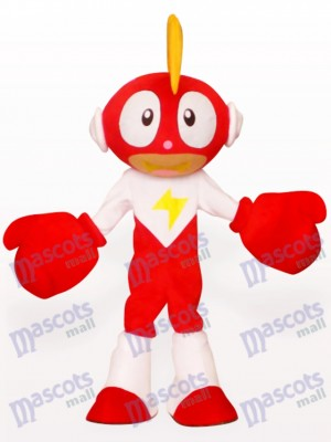 Lighting Doll Anime Adult Mascot Costume