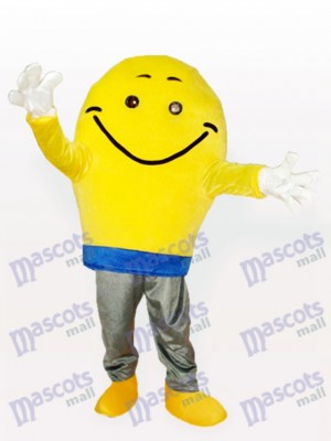 Potato Boy Adult Mascot Costume