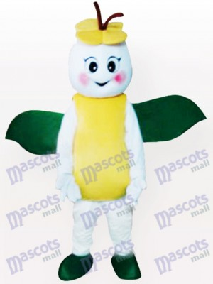 Flower Fairy Adult Mascot Costume