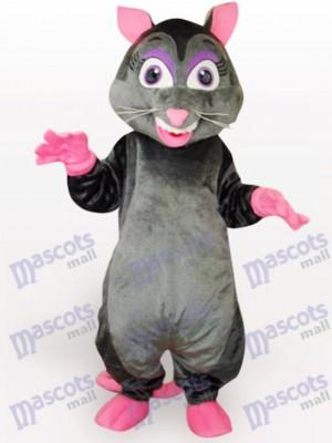 Black Mouse Animal Mascot Costume