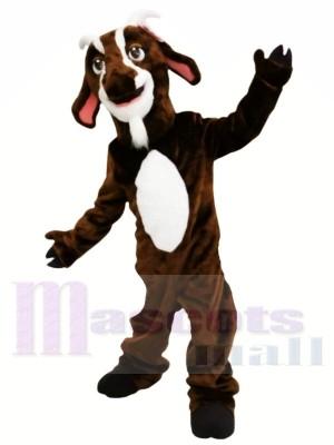 Brown Goat Mascot Costumes