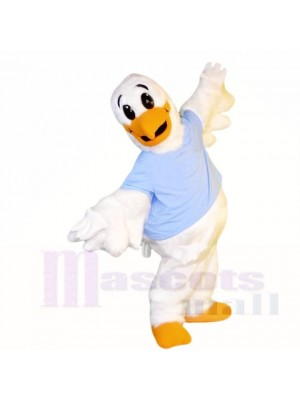 Squall Seagull Mascot Costumes Cartoon