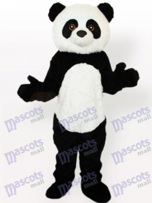 Panda Animal Adult Mascot Funny Costume Type D