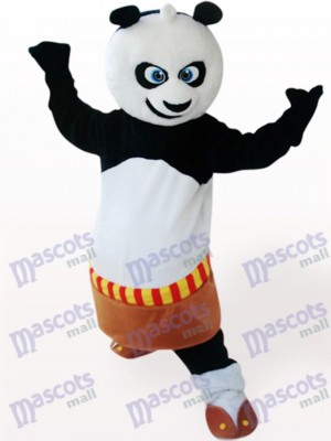 Kungfu Panda Animal Adult Mascot Funny Costume