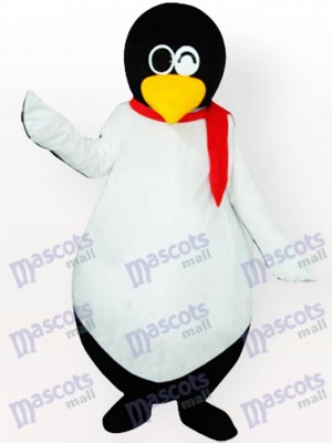 Cute Penguin Adult Mascot Costume