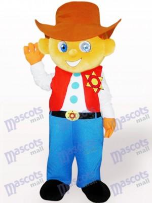 Knight Cartoon Adult Mascot Costume