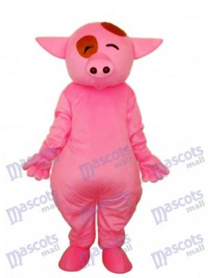 McDull Pig Mascot Adult Costume Animal