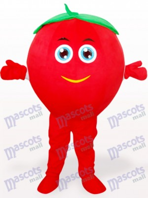 Tomato Fruit Adult Mascot Costume