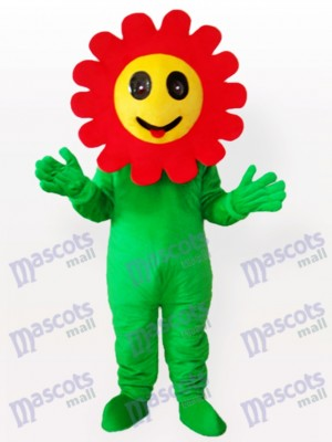 Giggling Sun Flower Plant Adult Mascot Funny Costume