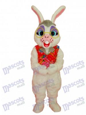 Easter Obama Rabbit Adult Mascot Costume Animal