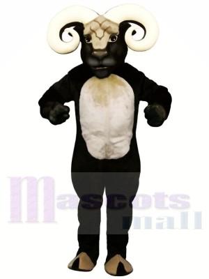Blocking Ram Mascot Costumes