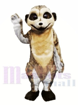 Cute Lightweight Meerkat Mascot Costumes