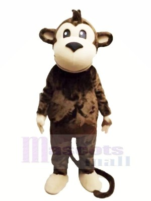 Long Tail Monkey Mascot Costumes Cartoon