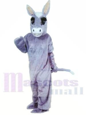 Cute Lightweight Donkey Mascot Costumes