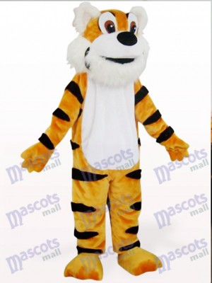 Orange Tiger Animal Mascot Costume